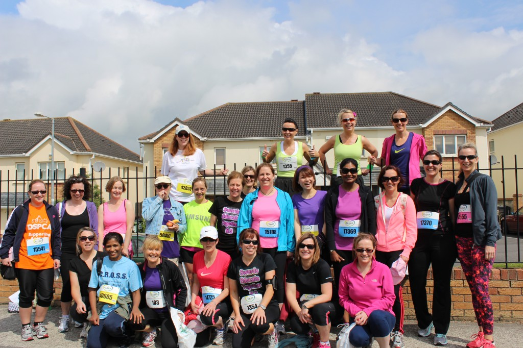 Congratulations and Well Done to all who participated in the Flora Women's Mini Marathon 2013!