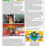 Newsletter 24th March 2017