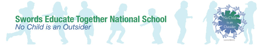 Logo for SWORDS EDUCATE TOGETHER NATIONAL SCHOOL